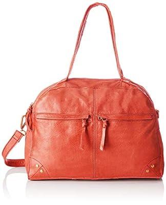 PIECES Pcbethany Leather Bag - Shoppers y bolsos de hombro Mujer de PIECES