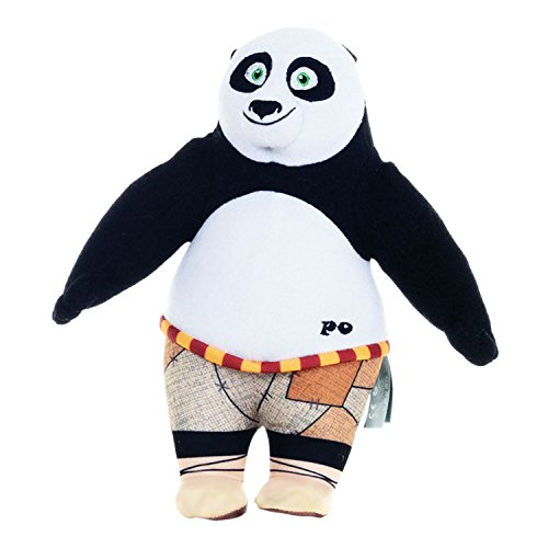 PO Version NORMAL Peluche 30cm Original KUNG FU PANDA 3 Dreamworks WHITEHOUSE
