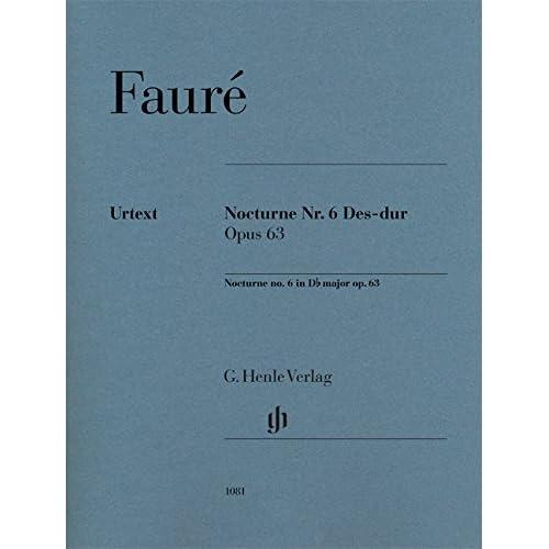 Nocturne No Opus 63 en Réb Majeur --- Piano