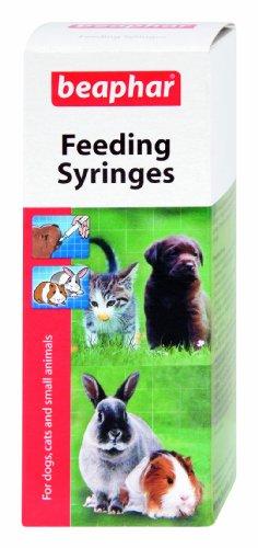 Beaphar Lactol Feeding Syringes, Pack of 2
