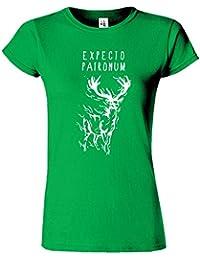Expecto Patronum Dames T Top Nouveau Drole T-Shirt