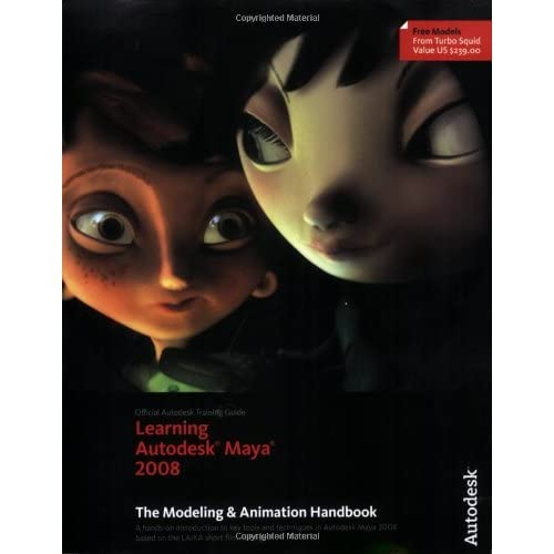 Learning Autodesk Maya 2008