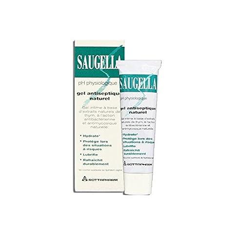 Saugella Gel Antiseptique Naturel 30 ml
