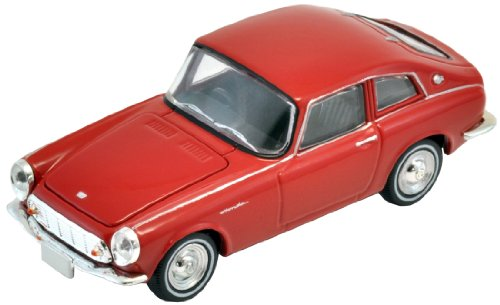Tomica Limited Vintage: TLV-125b Honda S600 Coupe (Red)