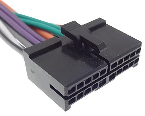 AEG Radio Verstärker Kabel Adapter ISO Stecker Clatronic Audiovox ForYou Prology