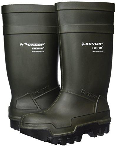 dunlop stivali  Stivali da lavoro Dunlop Purofort Thermo + massima sicurezza termici ...