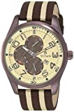 Titan Octane 9487QP01J Multi Function Chronograph Beige Dial Men's Watch (9487QP01J)