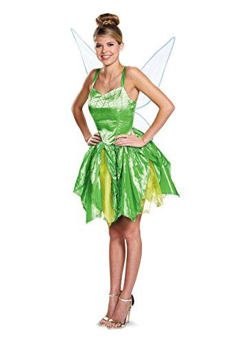 Tinkerbell Adult Kostüm - Adult Tinkerbell Disney Prestige Costume
