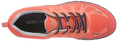 ECCO Terratrail Ladies, Scarpe da Trail Running Donna Multicolore(Coral Blush/Coral Blush/Marine 59423)