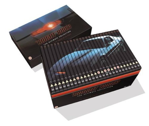 Knight Rider - The Complete Collection [26 DVDs] [UK Import]