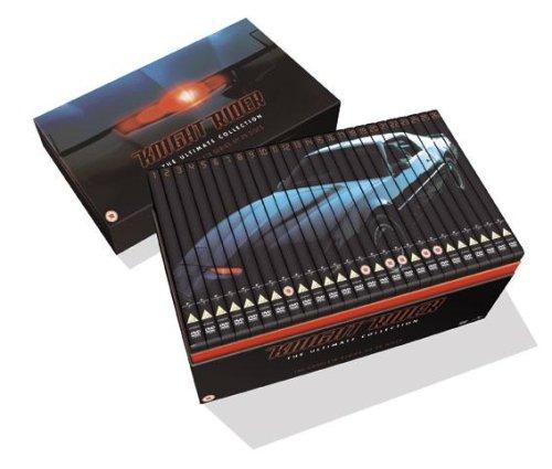 Knight Rider- Serie Completa [Edizione: Regno Unito]