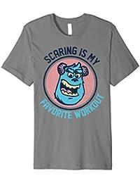 Disney Pixar Monsters University Sulley Face T-Shirt