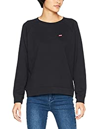 Levi's Women's Relaxed Classic Crew Sweatshirt
