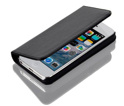 Gear4 G4IC5S04G Case für Apple iPhone 5S/SE Schwarz