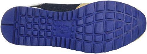 Invicta Bicolor, Sneaker a Collo Basso Unisex-Adulto Blu (Blu Scuro)