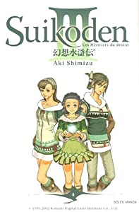 Suikoden III Edition simple Tome 4