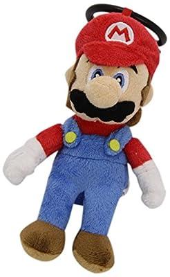 Peluche 'Nintendo' - Mario Mascotte Porte Cles - 14Cm