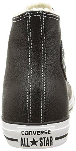 Converse Ct Shear Lea Hi, Herren Hohe Sneakers Schwarz (Noir/Blanc)