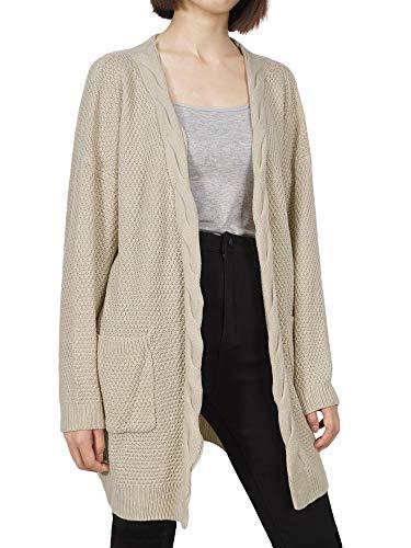 Maglione Donna Felpa Ragazza Sweatshirt Oversize Pullover Invernali Primavera Manica Lunga Casual Moda Girocollo Tops Regalo Ideale per Natale (Small,