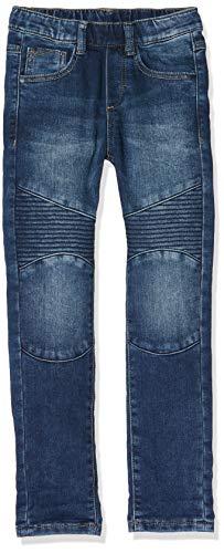 s.Oliver Jungen Jeans 63.902.71.3365 Blau (Blue Denim Stretch 55Z3) 128 (Herstellergröße: 128/REG)