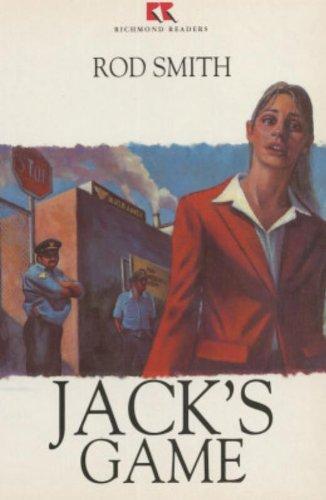 Jack's game : Richmond readers, level one por Rod Smith