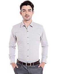 Donear NXG Mens Formal Shirt_SHIRT-1297-BEIGE