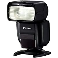 Canon Speedlite 430EX III-RT Flash - Black