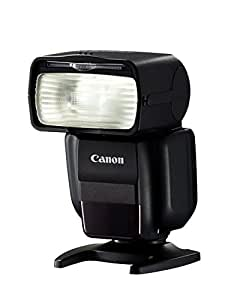 Canon Speedlite 430 EX III-RT Flash, Numero Guida 43, Nero/Antracite