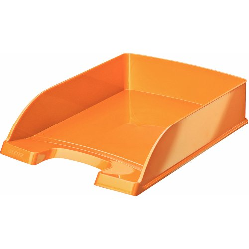 Leitz 52263044 Briefkorb WOW A4 orange metallic
