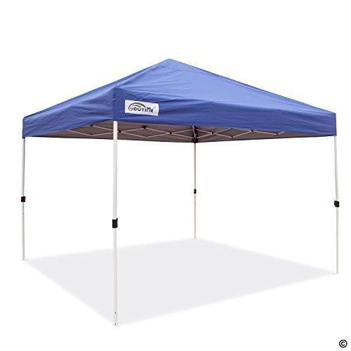 Goutime pesi per gazebo da giardino 3x3m pieghevole tenda da pop-up