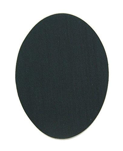 6 rodilleras niños color Gris oscuro termoadhesivas de plancha. Coderas para proteger tu ropa y reparación de pantalones, chaquetas, jerseys, camisas. 10,5 x 8 cm. Ref. 11 Gris oscuro