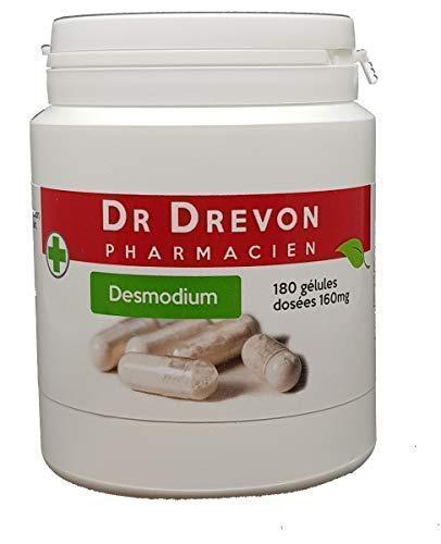 Desmodium Dr Drevon - Variété Desmodium adscendens - pilulier de 180 gélules dosées à 160 mg -...