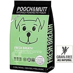 Pooch & Mutt Fresh Breath Complete Dry Dog Food 2kg