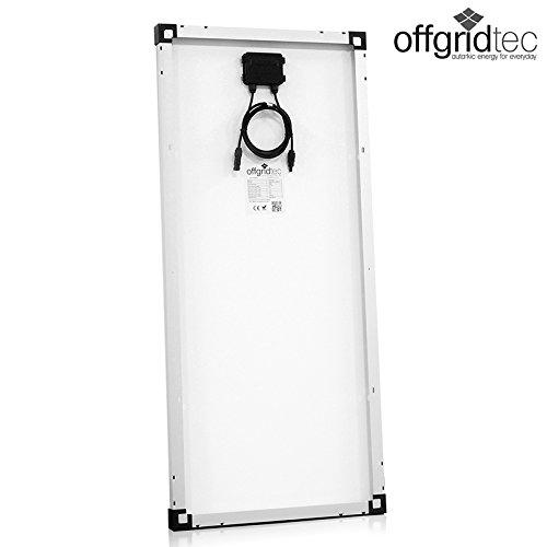 2x Offgridtec® 100W 12V Mono Solarpanele – Solarmodul Solarzelle Photovoltaik - 4