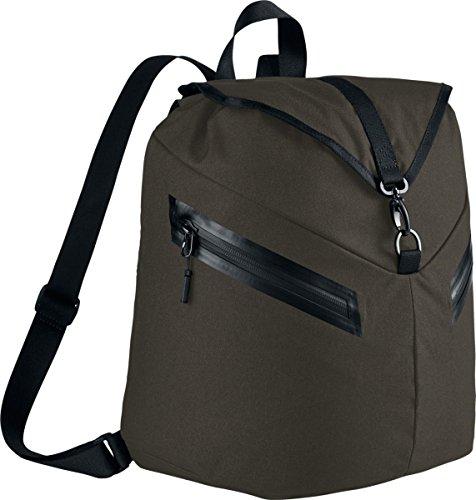 Nike Azeda Backpack Premium Mochila, Mujer, Gris (Sequoia / Black / Black), Talla Única