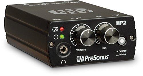 Presonus Hp2Vorverstärker für Kopfhörer und Ear Monitor Systeme