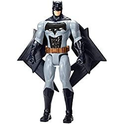 Justice League - Figura Batman con luces y sonidos, 30 cm