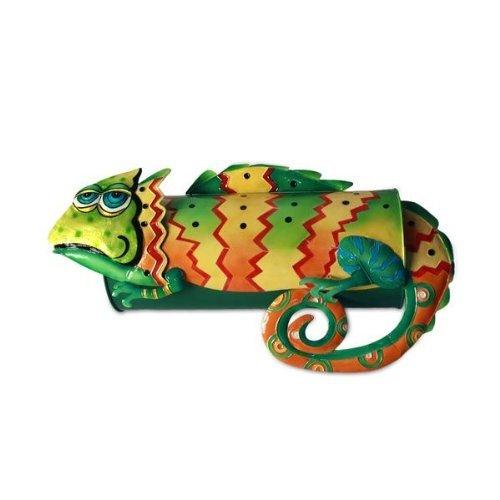 Gall & Zick Funkyline Deko-Zeitungsrolle Chameleon