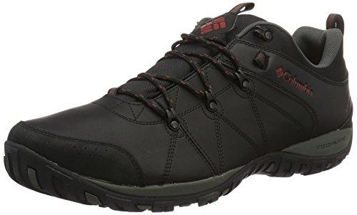 Columbia Peakfreak Venture Waterproof, Chaussures Multisport Outdoor Homme Noir (Black/gypsy 010)