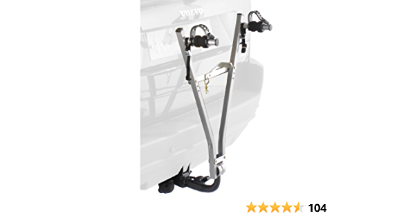 Mottez A009p1 Bike Carrier Hang On Tow Ball Mounted Cycle Carrier Auto