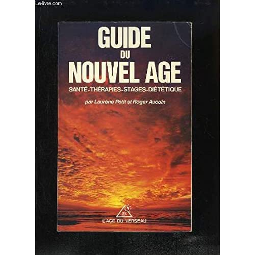 GUIDE NOUVEL AGE