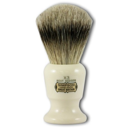 simpsons-commodore-x3-best-badger-hair-shaving-brush-with-imitation-ivory-handle