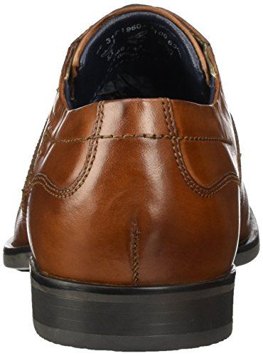 Bugatti - 311196042100, Scarpe stringate Uomo marrone (Cognac)