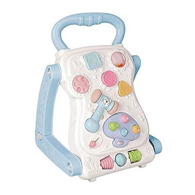 Dfghbnbaby Baby-Wanderer-Spielzeug-Baby-Spaziergänger-Baby, das früher Wagen lernt Kinderwagen Zubehör