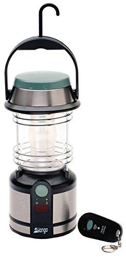 Preisvergleich Produktbild Vango Uni Camping Lampe 12 LED mit Funkfernbediniung, black, ACXLANTRN3J8W17