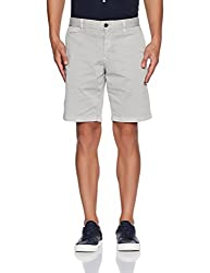 Tommy Hilfiger Mens Cotton Shorts (8907504406869_P7AMN124_P7AMN124_36