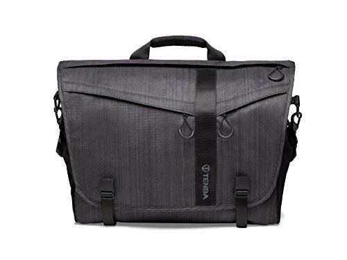 Tenba Messenger DNA 15 Tasche graphite (Large Messenger Tenba Bag)