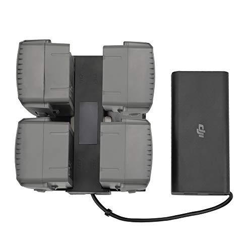 Rc gearpro accessori per dji mavic 2 pro/zoom drone 4 in 1 caricabatterie rapido hub smart multi battery intelligent battery charging manager