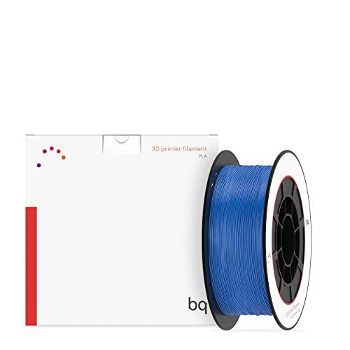 BQ 05BQFIL025 - Filamento de PLA para impresión 3D, color azul