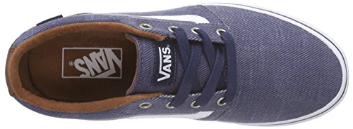Vans Herren Chapman Stripe Sneaker Blau (t&l/dress Blues/white)